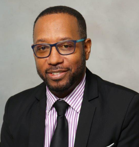 Deputy Principal Professor Ian Boxil
