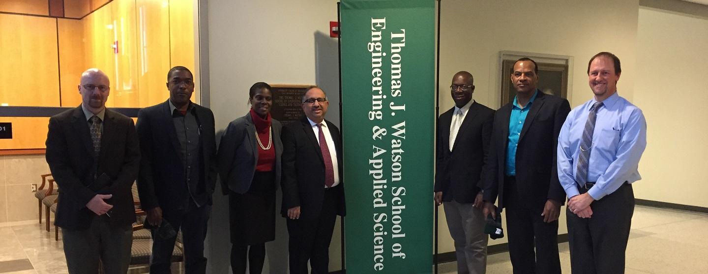 FoE Academic (Teaching and Research) Partnership with SUNY/Binghamton University