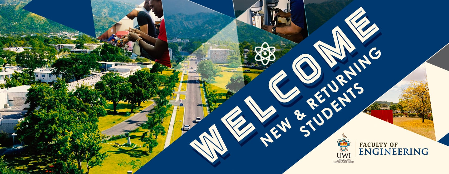 Welcome all new and returning students
