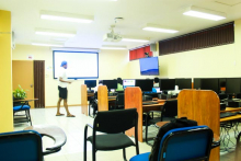 Video Conference & Computer Laboratory