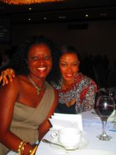 Suchetta Stephenson and Shanique Gray (MSE Staff)