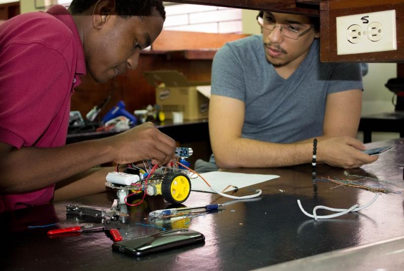 Electronics Engineering Students