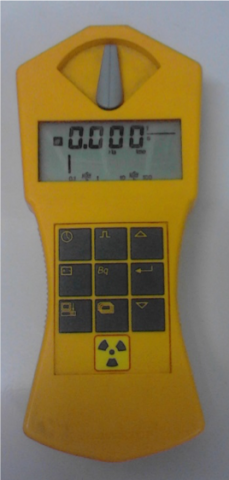 Gamma-Scout Hand-Held Geiger Counter