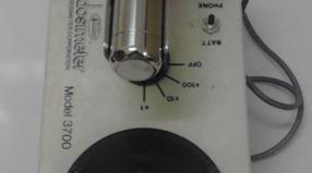 Dosimeter Survey Meter Model 3700