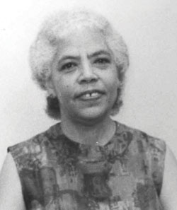 Professor Elsa Goveia