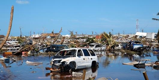 Bahamas Ravished by Hurricane Dorian