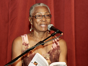 Velma Pollard, Author of 'And Caret Bay Again'