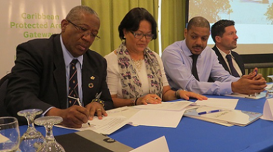 Caribbean to benefit from UWI and IUCN partnership for people and biodiversity