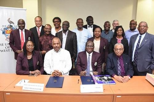 The UWI, University of Lagos