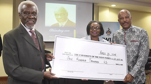 P.J. Patterson to launch scholarship fund at The UWI