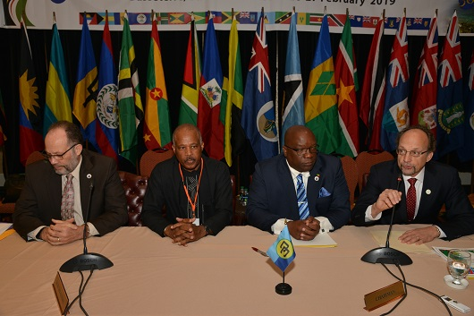 The UWI and CARPHA partner on Caribbean health policy
