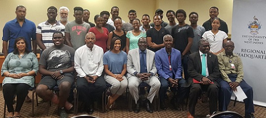 UWI students set for historic China initiative
