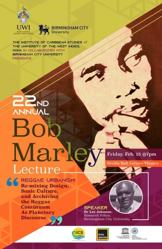 22nd Annual Bob Marley Lecture