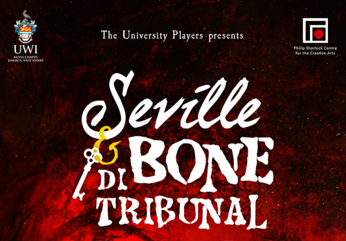 A Caribbean 'Mythery' Musical -Seville and Di Bone Tribunal