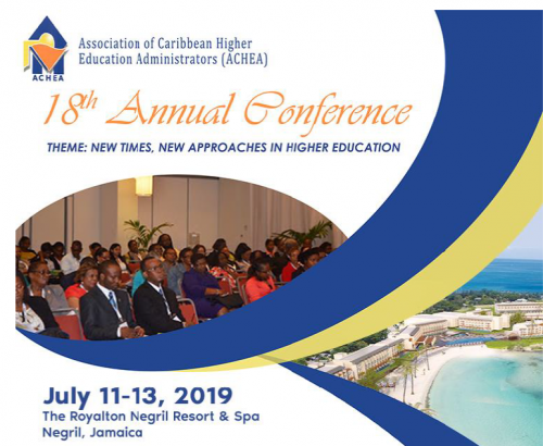 ACHEA Conference July 2019
