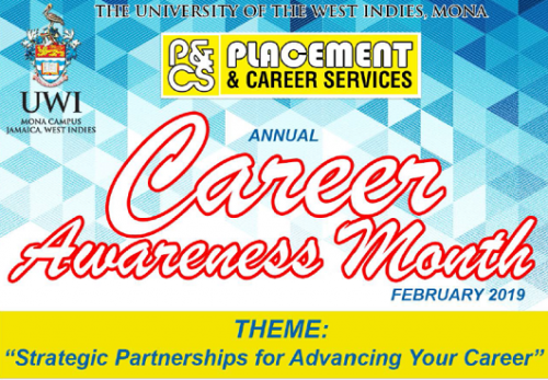 Annual Career Awareness Month February 2019 - Strategic Partnerships for Advancing Your Career