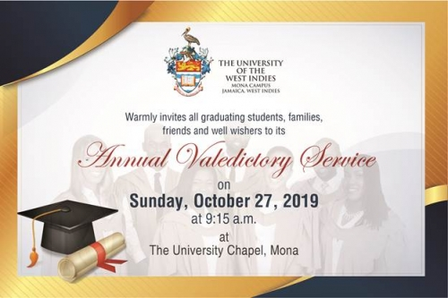 Annual Valedictory Service 2019