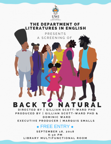 A Screening of Back to Natural