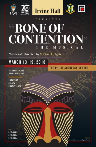 Bone of Contention Poster