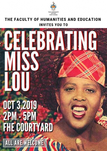 Celebrating Miss Lou