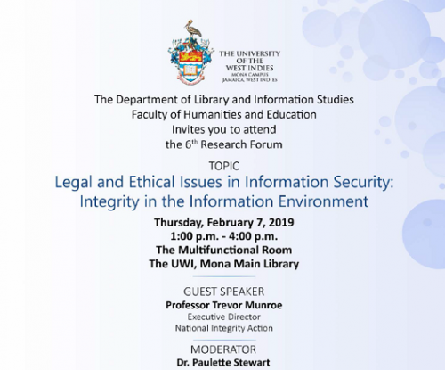 Legal and Ethical Issues in Information Security