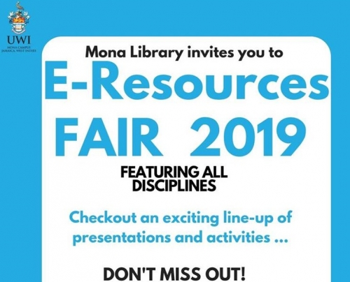 E-Resources Fair 2019