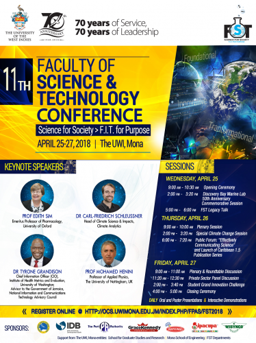 Faculty of Science and Technology Conference 2018