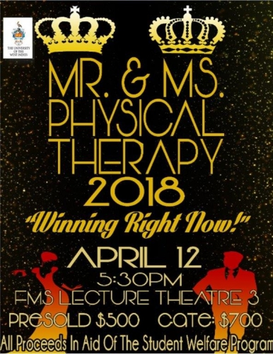 MR. @ Ms. Physical Therapy 2018