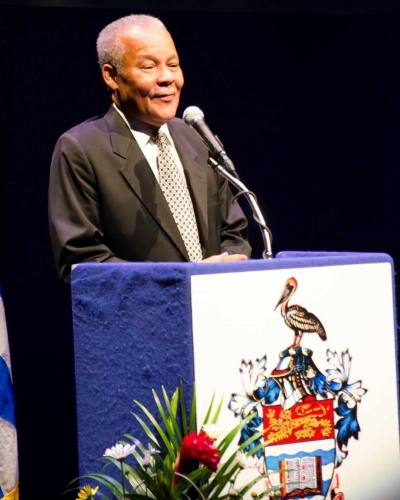 The UWI expresses sympathy on the passing of Professor of Practice and former Prime Minister the Rt. Hon. Owen Arthur