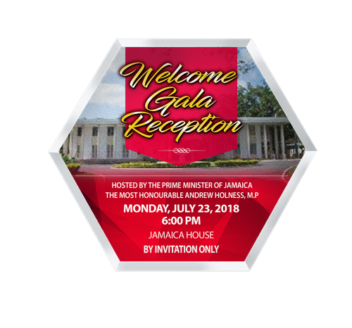The UWI Chancellor's Week 2018: Welcome Gala Reception