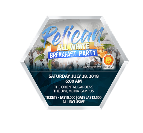 The UWI Chancellor's Week 2018: Pelican All White Breakfast Party