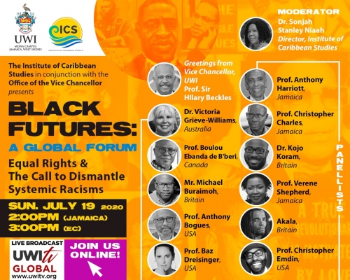 Black Futures: Equal Rights and the Call to Dismantle Systemic Racisms MCKENZIE,Renae'
