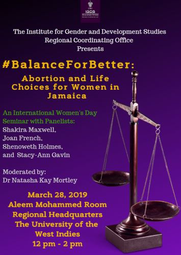 IGDS International Women's Day Seminar | Balance for Better