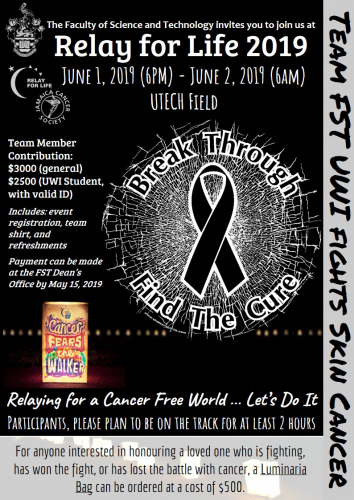 Relay For Life 2019 Participation Invitation | The Fight Against Cancer