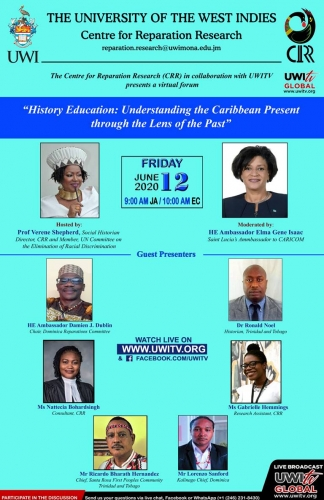 History Education: Understanding the Caribbean Present through the Lens of the Past