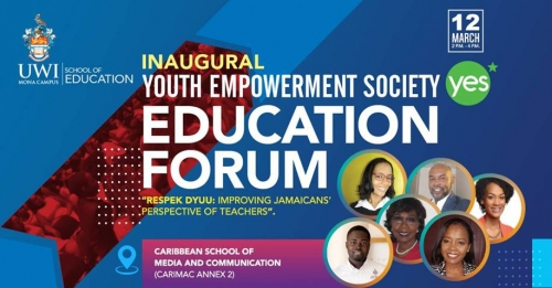 School of Education | Inaugural Youth Empowerment Society (YES) Education Forum