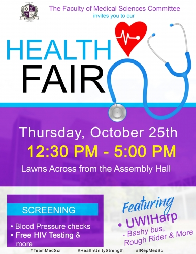 FMS Committee Health Fair