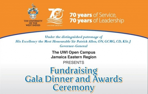 The UWI Open Campus | Fundraising Gala Dinner and Awards Ceremony