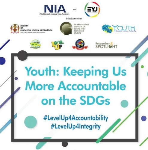 "Youth Forum | ""Youth: Keep Us More Accountable on the SDGs"""