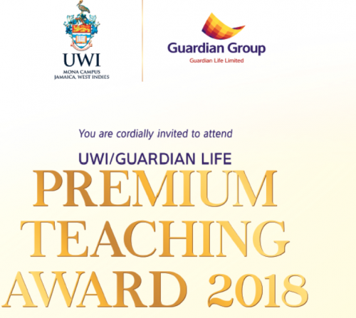 The UWI/Guardian Life Premium Teaching Award