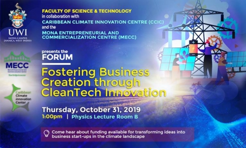 Fostering Business Creation through CleanTech Innovation