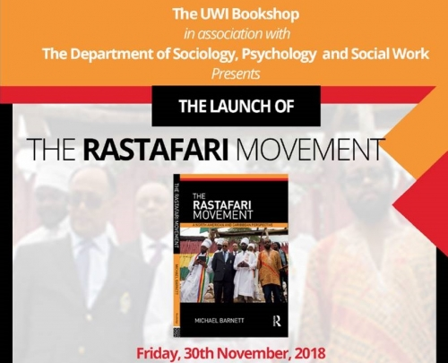 Book Launch | The Rastafari Movement