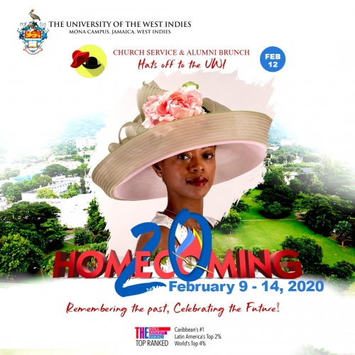 Homecoming Church Service: Hats off to The UWI