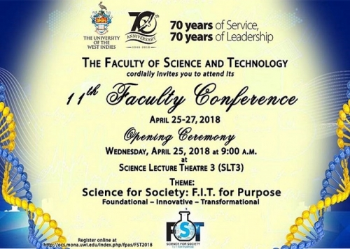Invitation FST 11th Faculty Conference