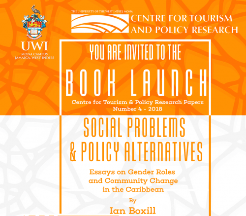 Social Problems & Policy Alternatives Book Launch