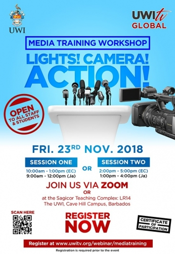UWITV Media Training Workshop