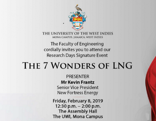 The 7 Wonders of LNG