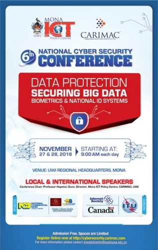 6th National Cyber Security Conference