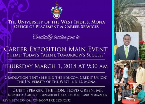 Annual Career Exposition and Job Fair 2018