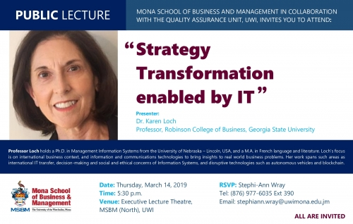Strategic Transformation enabled by IT